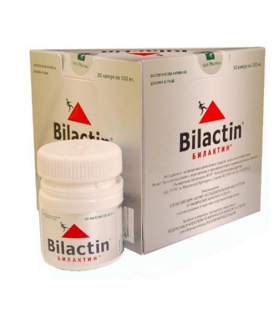 Билактин (30 капсул) Bilactin АЛЭФ-ФАРМА