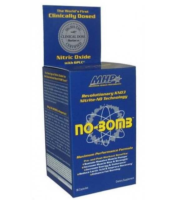 NO-Bomb НО-Бомб, 96 капс MHP