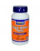 Black Walnut Hulls, Черный орех 500 мг/100 капс