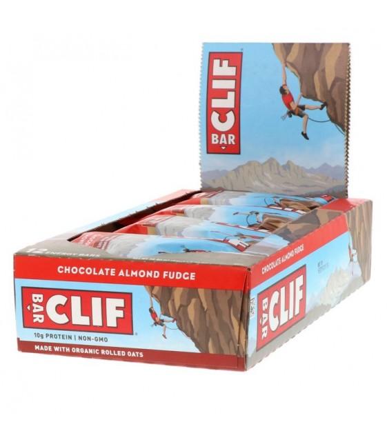 Clif Bar, Energy Bar, Chocolate Almond Fudge 68 g