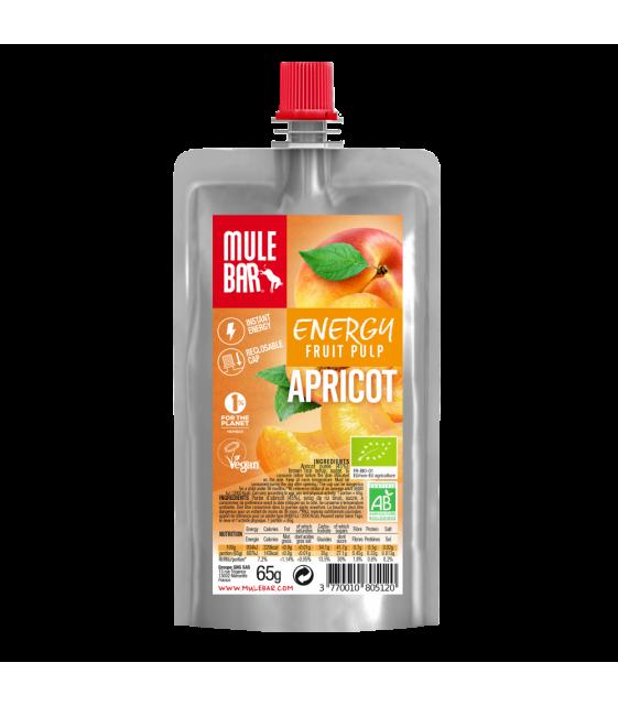 Органическое пюре абрикоса 65г MuleBar