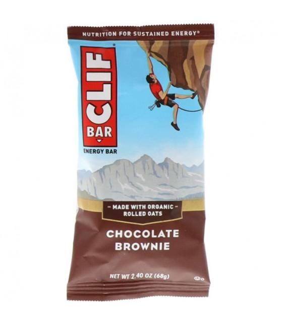 Clif Bar, Энергетический батончик со вкусом шоколадного брауни 68 г