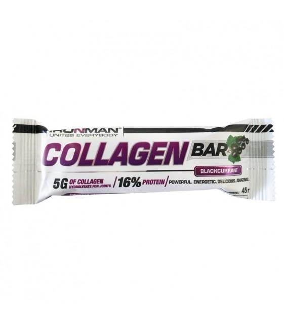 Collagen Bar Батончик с коллагеном черная смородина 50 г IM