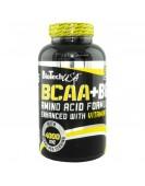 BCAA+B6 БЦА+витамин В6 340 таб. Biotech USA