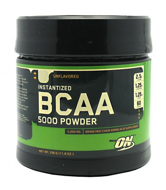 BCAA 5000/ БЦА 380 гр Optimum Nutrition