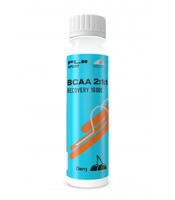 BCAA 2:1:1 10 000 Cherry 100 ml