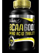 BCAA 6000/  БЦА 6000 100 табл. Biotech USA