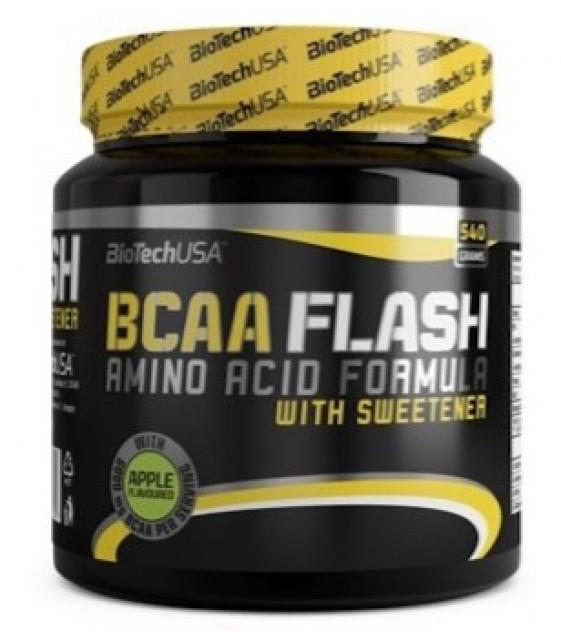 BCAA Flash Zero/ БЦА Флеш Зеро 360 гр. Biotech USA