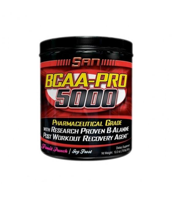 BCAA-Pro 5000/ БЦА про 5000, 690 гр. SAN