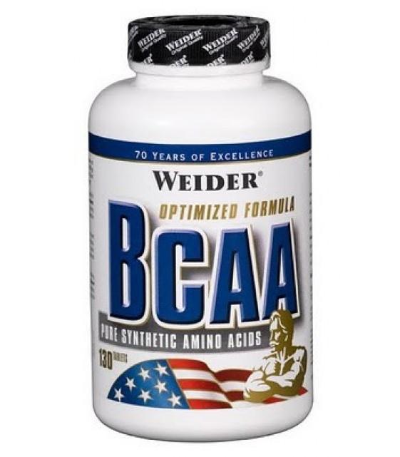 BCAA/  БЦАА 130 табл. Weider