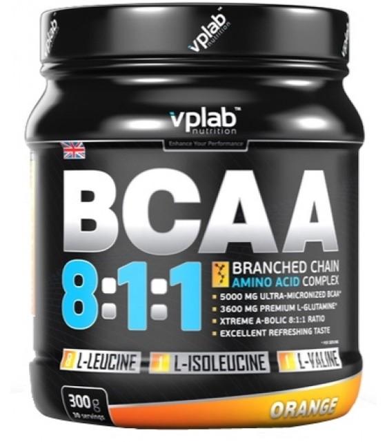 BCAA 8:1:1/ БЦА 8:1:1, 300 гр. VPLab