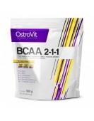 BCAA + L-Glutamine БЦА + Л-Глютамин 500 г. OstroVit
