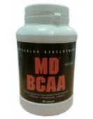 ВСАА/ БЦАА 90 капс Muscular Development
