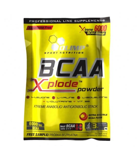 BCAA Xplode/ БЦА Эксплоуд 1000 гр. Olimp