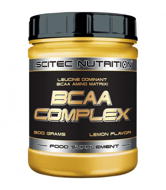 BCAA Complex/ БЦА Комплекс 300 гр. Scitec Nutrition