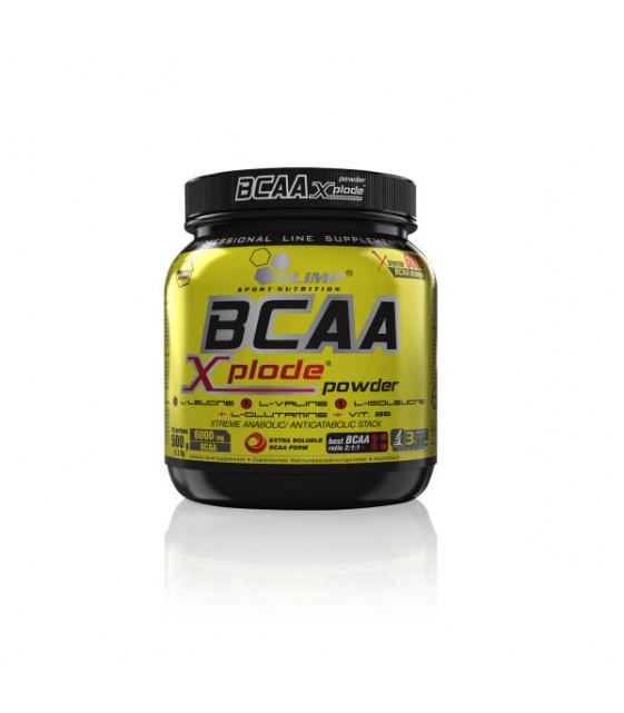 BCAA Xplode/ БЦА Эксплоуд 500 гр. Olimp
