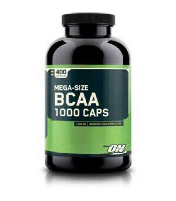 BCAA 1000/ БЦА 1000, 400 капс Optimum Nutrition