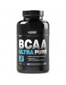 BCAA Ultra Pure/ БЦА Юльтра Пьюр 120 капс. VPlab
