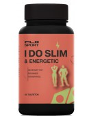 I DO SLIM & energetic 60 капс, Floo Sport