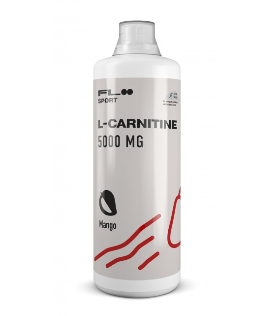 L-CARNITINE 5000 mg Mango, 1000 мл