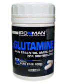 L-глютамин 150 капс  Ironman