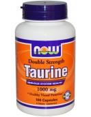 Taurine, 1000 мг/100 капс NOW Food