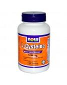 L-Cysteine Цистеин 500 мг, 100 табл NOW
