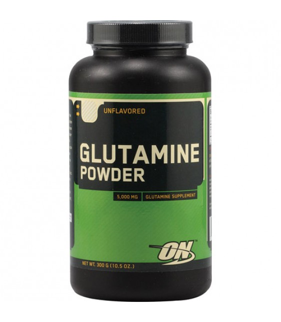 Glutamine Powder, Глютамин 600 гр. ON