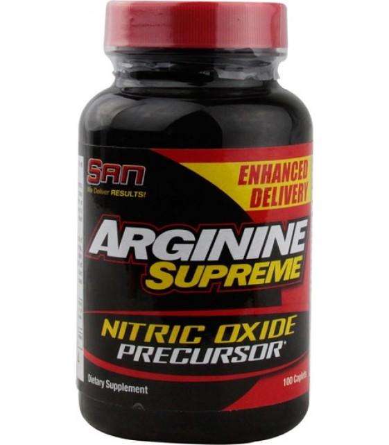 Arginine Supreme Аргинин Суприм 100 табл SAN