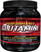 Performance Glutamine, Перфоманс глютамин 300 гр. SAN