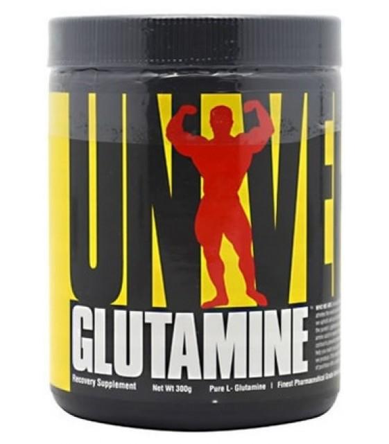 Glutamine powder, Глютамин 300 гр Universal