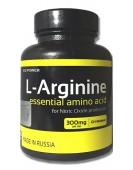L-Arginine Аргинин 60 капс Power XXI век