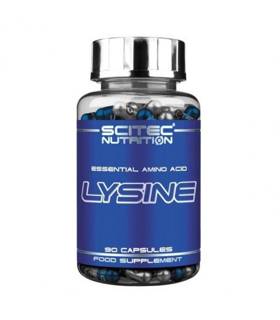 L-Lysine Лизин 700 мг/ 90 капс Scitec Nutrition
