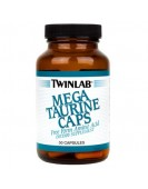 Mega Taurine Caps, 1000 мг/50 капс TWINLAB