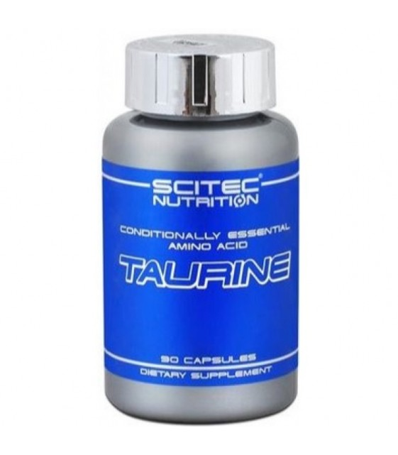 Taurine, 1000 мг, 90 капс Scitec Nutrition