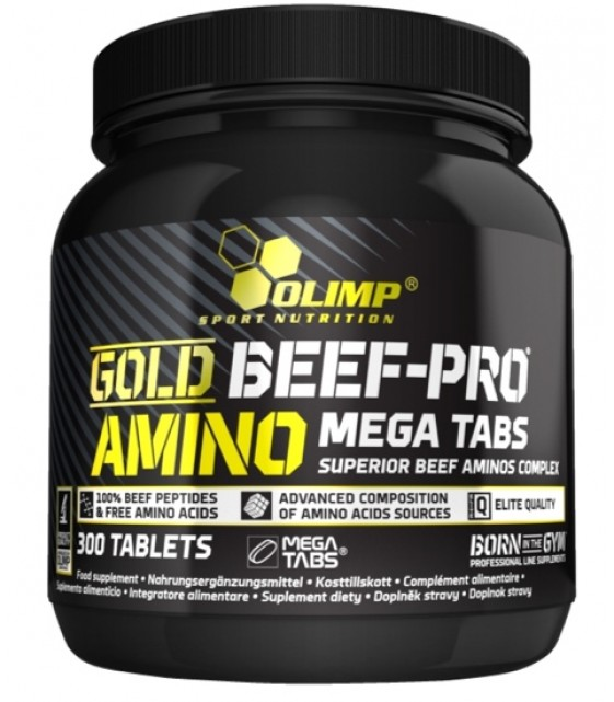 Gold Beef Pro Голд Биф Про, 300 та Olimp