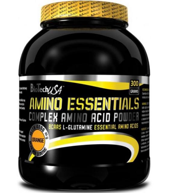 Amino Essential, Амино Эссеншиал, 120 капс Biotech USA