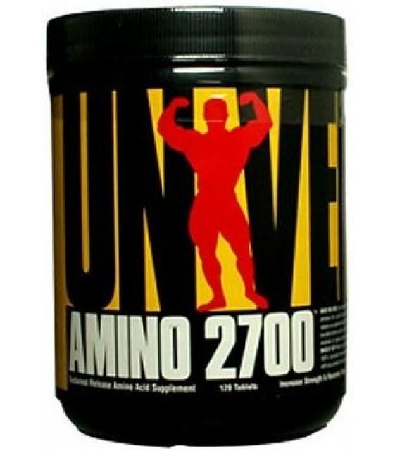 Amino 2700, Амино 2700 120 табл. Universal Nutrition