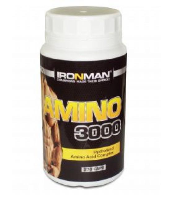 Amino 3000, 270 капс. Ironman