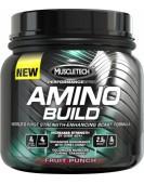 Amino Build, Амино Билд 449 гр. Muscletech