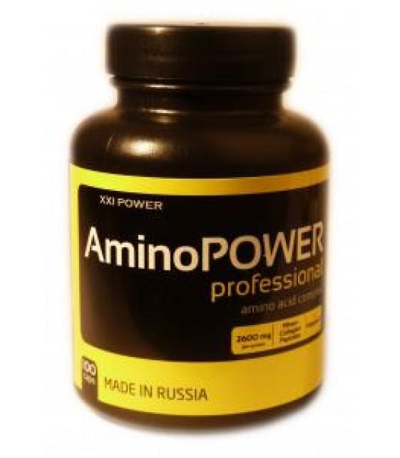 Amino Power Professional, Амино Пауэр 100 капс.