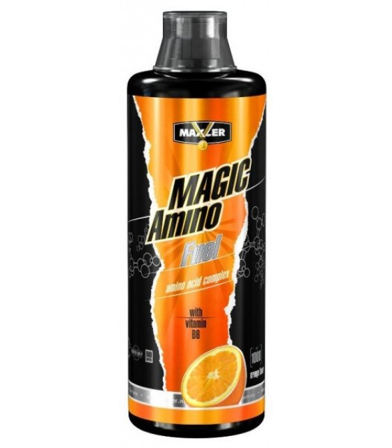 Amino Magic Fuel Амино Мэжик Фьюэл 1 л