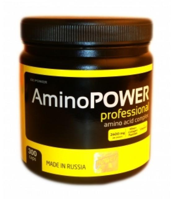 Amino Power Professional, Амино Пауэр 300 капс.