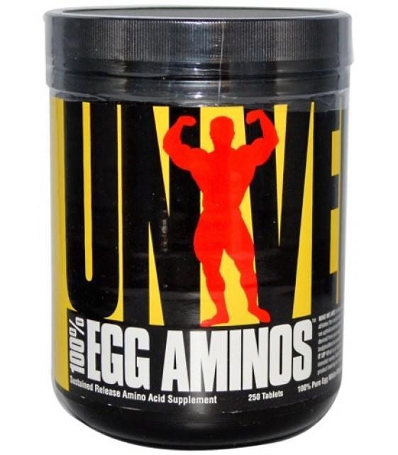 100% Egg Amino 100% Эгг Амино 250 таб