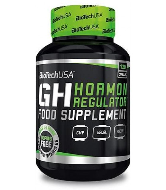 GH Gormon Regulator 120 капс, Biotech USA