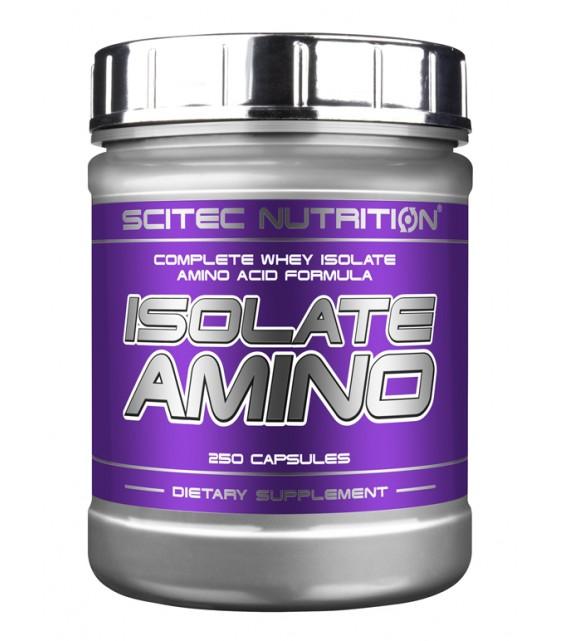 Isolate Amino, Изолят Амино 250 кап