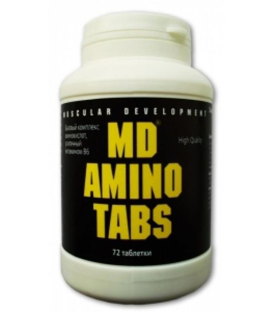 MD Амино табс Amino Tabs, 72 таб.
