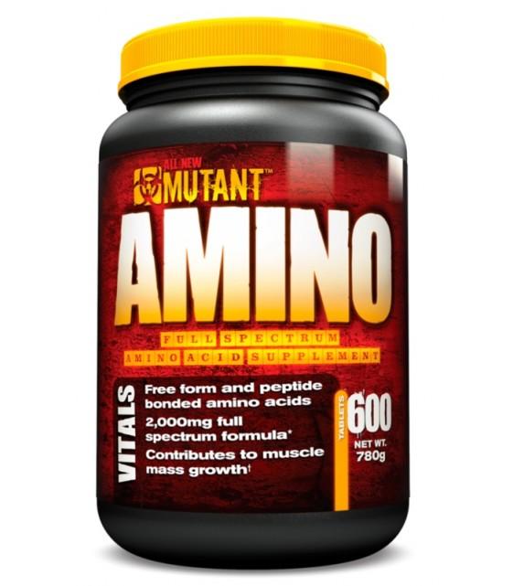 Mutant Amino Мутант Амино 600 таб