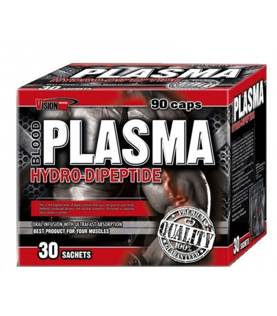 Blood Plasma Hydro-Dipeptide 90 капс. Vision Nutrition
