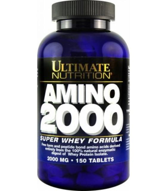 Super Whey Amino 2000 Супер Вей Амино, 150 табл